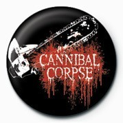 CANNIBAL CORPSE (SAW) Badges