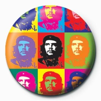 CHE GUEVARA - pop art Badge