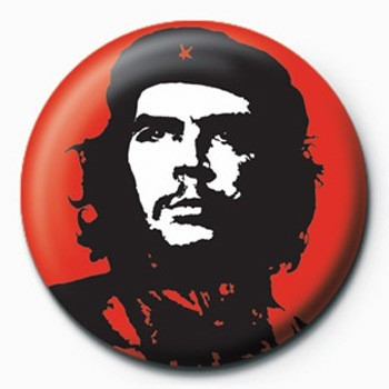 CHE GUEVARA - red Badge