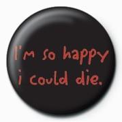D&G (IM SO HAPPY) Badge
