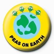 D&G (PEAS ON EARTH) Badge