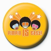 D&G (Pimpin' Is Easy) Badges