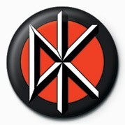 DEAD KENNEDYS - LOGO Badges