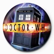 DOCTOR WHO - TARDIS Badge