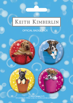 DOGS Badge Pack