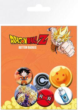 Badges Dragon Ball Z - Mix