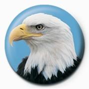 EAGLE HEAD Badge