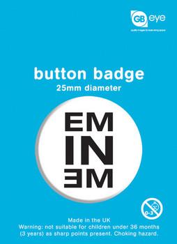 EMINEM - logo Badge