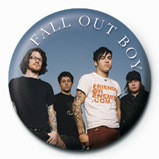 FALL OUT BOY - group Badge