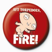 Family Guy (Fire) Badge
