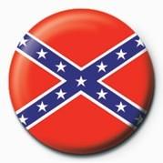 FLAG - CONFEDERATE Badge