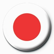 Flag - Japan Badges