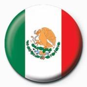 Flag - Mexico Badge