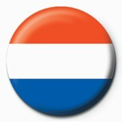 Flag - Netherlands Badge