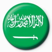 Flag - Saudi Arabia Badge
