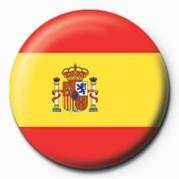 Flag - Spain Badge