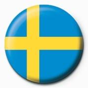 Flag - Sweden Badge