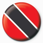 Flag - Trinidad & Tobago Badges