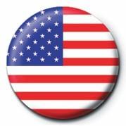 FLAG - USA Badge