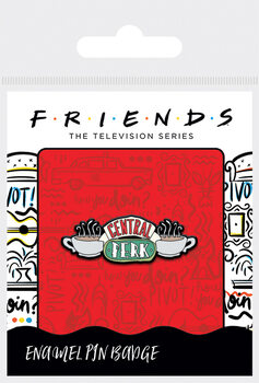 Badge Friends - Central Perk