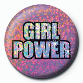 GIRL POWER Badge