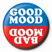 GOOD MOOD / BAD MOOD Badges