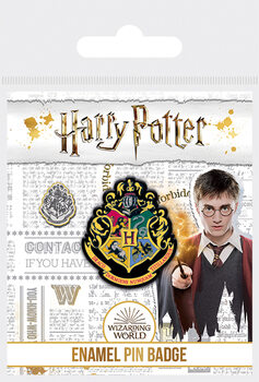 Badge Harry Potter - Bradavice