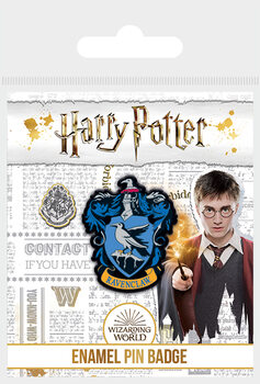 Badge Harry Potter - Havraspár
