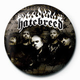 HATEBREED - band Badges