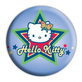 Badge HELLO KITTY