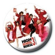 HIGH SCHOOL MUSICAL 3 - Graduation Jump Badges