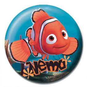 HLEDÁ SE NEMO - Nemo Badge