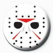 Hockey Mask Badge