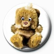 JAMSTER - Brown Bear (Sitt Badges