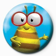 JAMSTER - Party Bee Badge