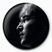 JOHN LENNON - imagine Badge