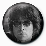 JOHN LENNON - legend Badge