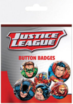 Justice League - Group Badge Pack