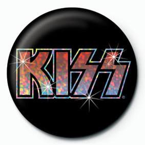KISS - Logo Badge