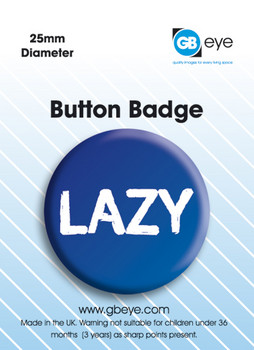Lazy Badge