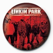 LINKIN PARK - FACTORY Badge