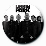 LINKIN PARK - group bw Badge