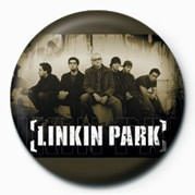 LINKIN PARK - SEPIA Badge