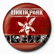 LINKIN PARK - STENCIL Badge