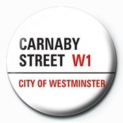 LONDON - carnaby street Badges