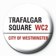 LONDON - trafalgar square Badges