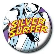 MARVEL - silver surfer Badge