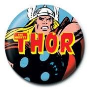 MARVEL - thor / zoom / Badge