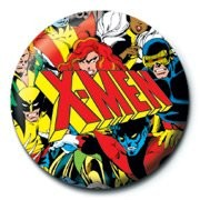 Badge MARVEL - x-men