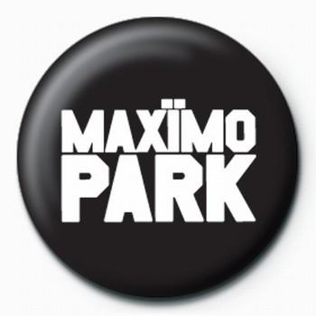 Maximo Park-Logo Badges